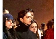 Deepika Padukone Visits JNU, Joins Protest In Solidarity With Students