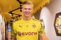 Erling Haaland Reveals Why He Rejected Manchester United For Borussia Dortmund