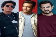 Salman Khan Reveals Why A Movie With Him, Shah Rukh Khan And Aamir Khan Isn't Possible