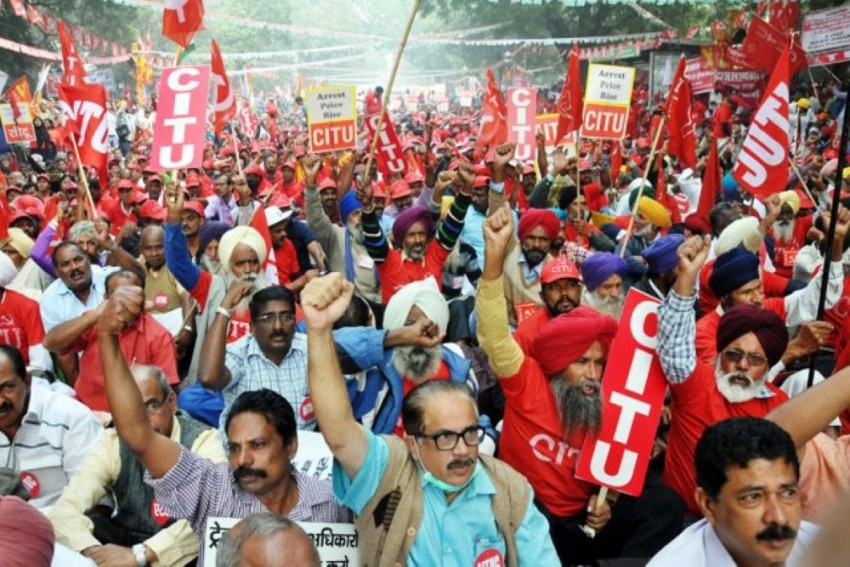 Nationwide Trade Unions' Strike On January 8, Banking, Transport Services May Be Hit