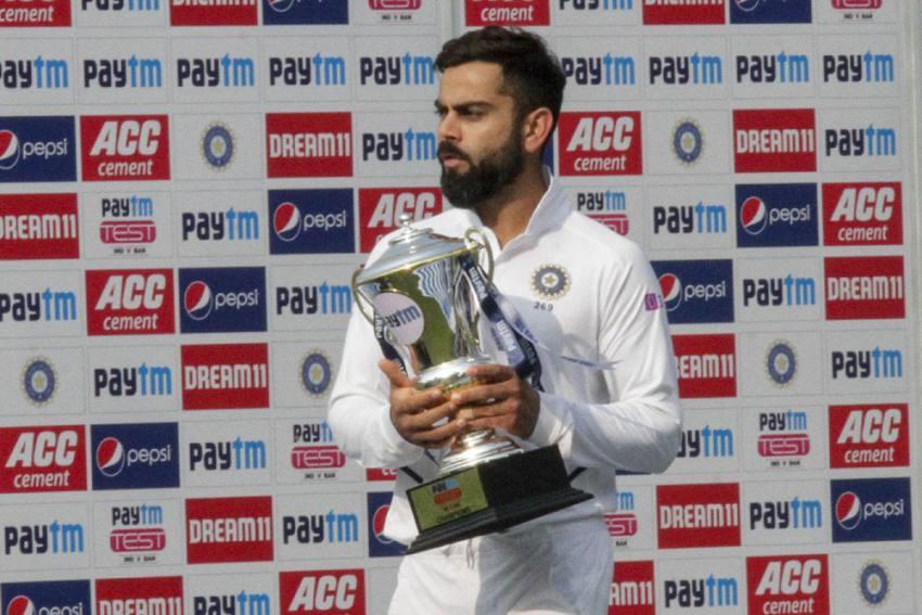 ICC Test Cricket Rankings: Virat Kohli Retains Top Batsman Ranking, Ajinkya Rahane Slips Down