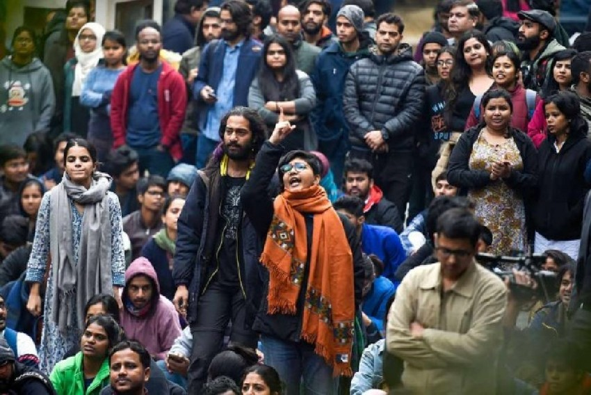 Opinion: JNU Represents Everything Repugnant To RSS's Idea Of Nationhood