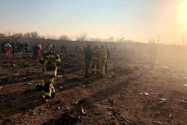Crashed Ukraine Plane Had 82 Iranians, 63 Canadians On Board: Minister