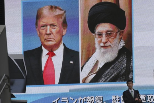 In US-Iran Game Of Chess, India Faces Same Old Challenge -- Of Striking Balance