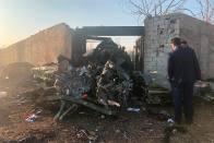 All 176 On Board Ukrainian Plane That Crashed In Tehran Killed