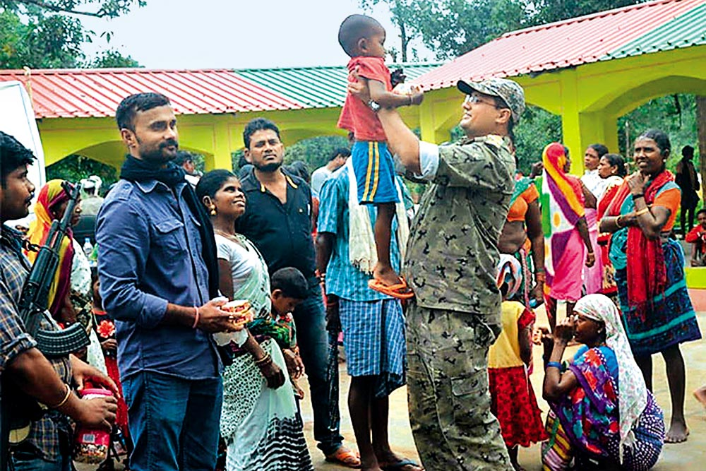 Nutrition Warriors | Doctor-Turned-Supercop Abhishek Pallava Is Dantewada's Lifeline