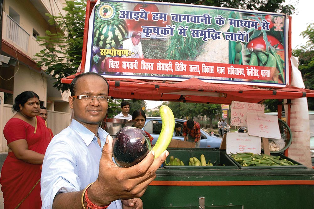 Nutrition Warriors | Meet MBA Subziwallah Who Is Turning Bihar Into India's Vegetable Capital