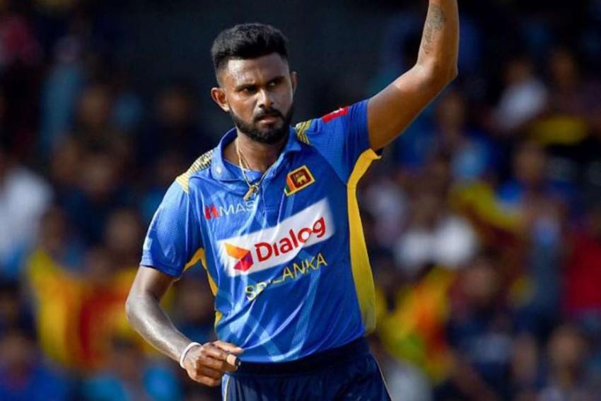 India Vs Sri Lanka: Isuru Udana Unlikely To Play In 3rd T20I