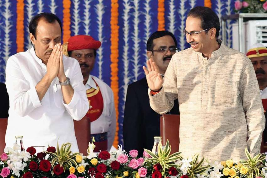 Maharashtra Powerplay! Why You Just Can't Keep Ajit Pawar Away From Political Spotlight
