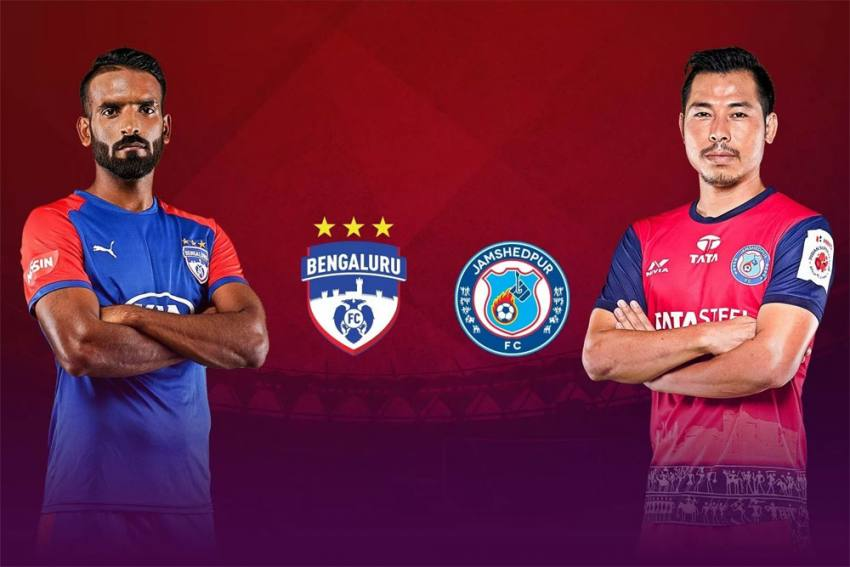 ISL 2019-20: Bengaluru FC Vs Jamshedpur FC Live Streaming - When And Where To Watch Indian Super League Football Match