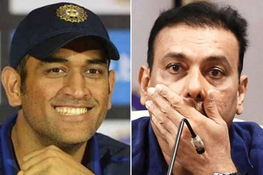 MS Dhoni To Quit ODIs Soon, Hints Ravi Shastri; Will Mahi Play World T20?
