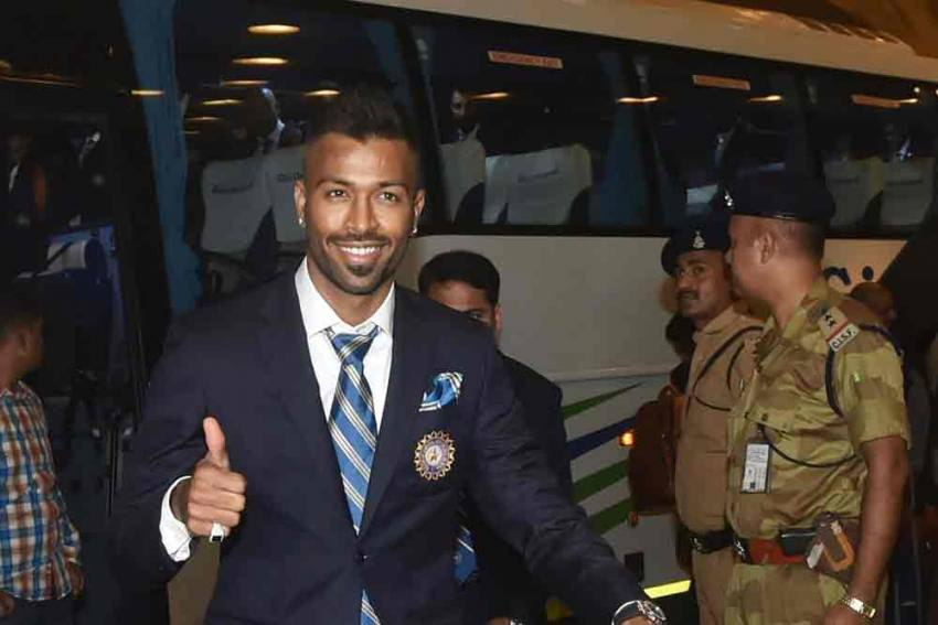 Hardik Pandya Breaks His Silence On 'Koffee With Karan' Controversy, Says Things Were Not In His Control