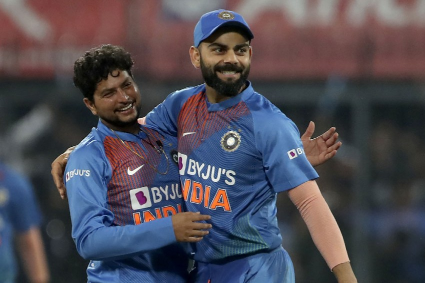Now Everyone Knows I Am A Chinaman, With Wrong-Uns And Flippers: Kuldeep Yadav