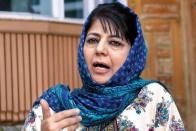 Mehbooba Mufti's PDP Expels 8 Leaders For Engaging In Parleys With Govt