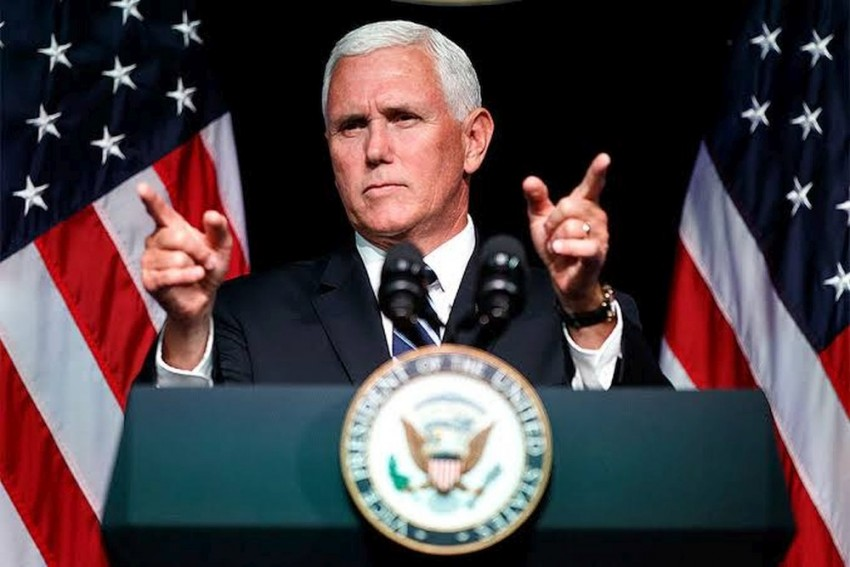 Iran Sending Messages To Militias Not To Move Against American Targets: Mike Pence