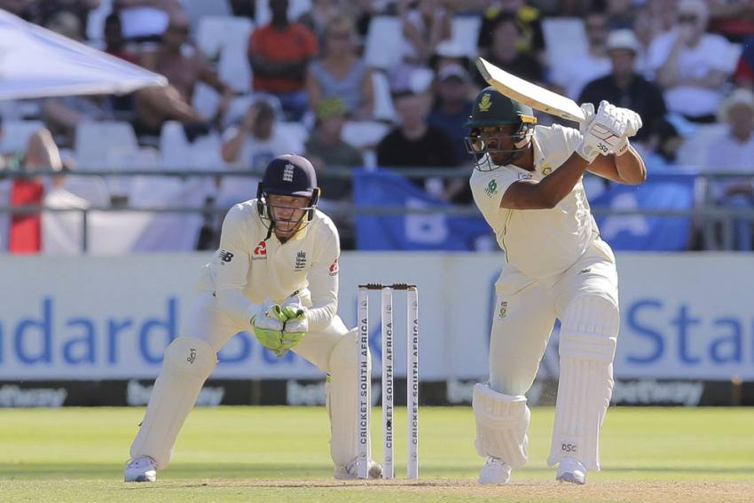 SA Vs ENG: England Wicketkeeper Jos Buttler Fined For Sweary Outburst At Vernon Philander