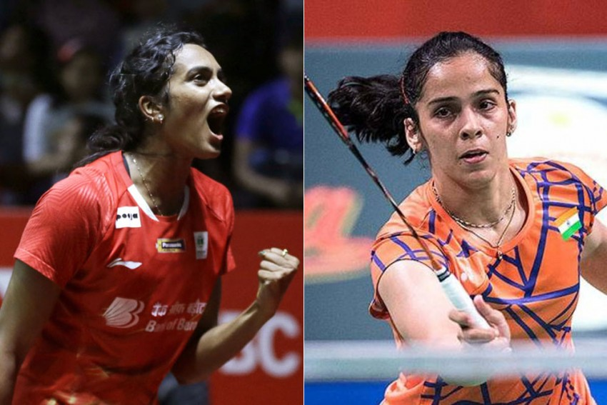 Malaysia Masters: Saina Nehwal, PV Sindhu Enter Quarterfinals; India's Challenge End In Men's Singles