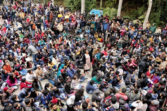 January 5, A Blood Sunday At JNU: More Questions Than Answers. Did Police Right The Wrongs?