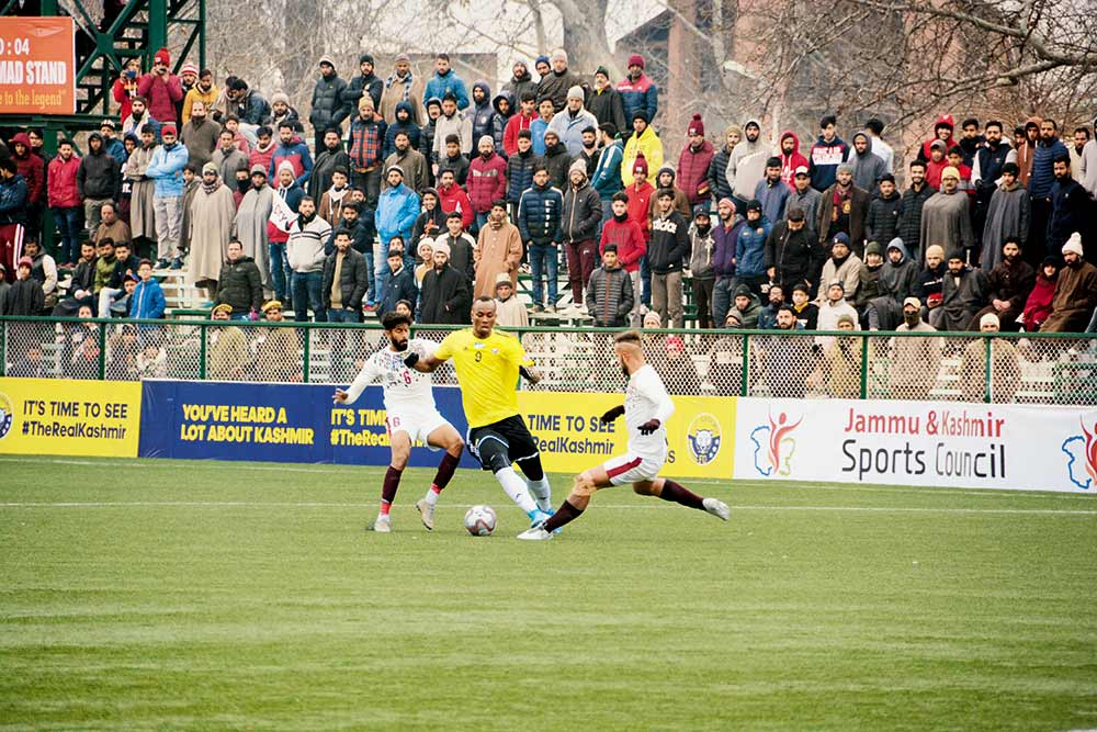 Real Kashmir, Not Just A Team In The I-League, It's Showcasing Football's Power To Unite