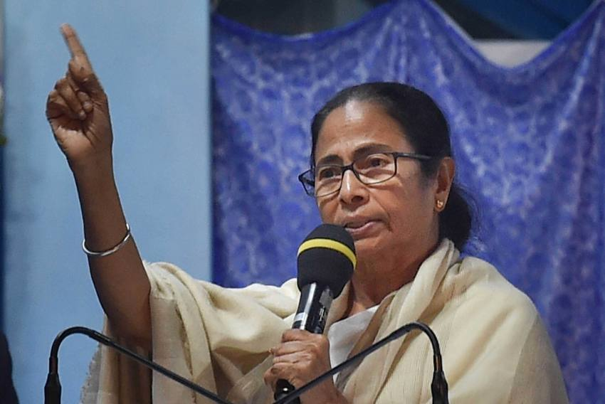 Mamata Banerjee Says Will Boycott Opposition Meeting Convened By Sonia Gandhi