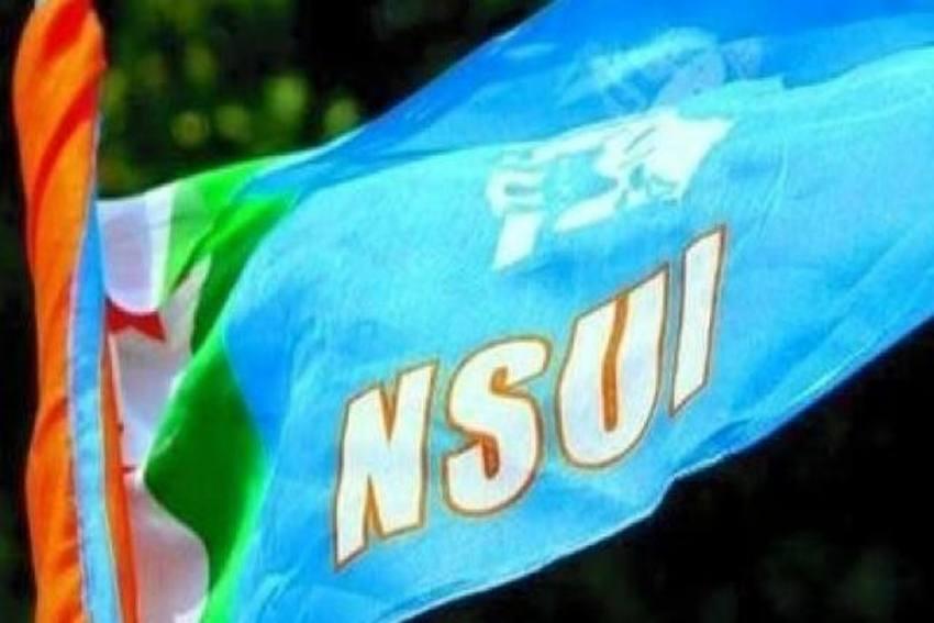 NSUI Wins All 4 Seats Against ABVP In Students' Election At Varanasi's Sampurnanand Sanskrit Vishwavidyalaya