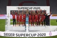 Bayern Munich 3-2 Borussia Dortmund: Joshua Kimmich Delivers German Supercup For Hansi Flick's Men