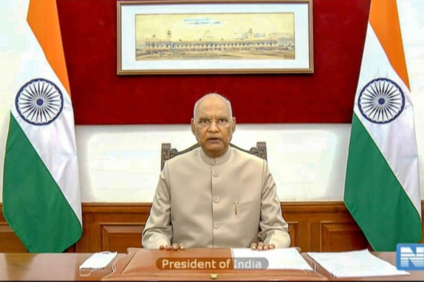 Wishes Pour In As President Ram Nath Kovind Turns 75