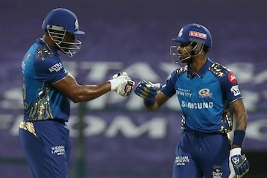 IPL 2020, KXIP Vs MI: Kieron Pollard, Hardik Pandya Go Berserk; Harsha Bhogle Warns Of Dangers Modern Batsmen Can Do