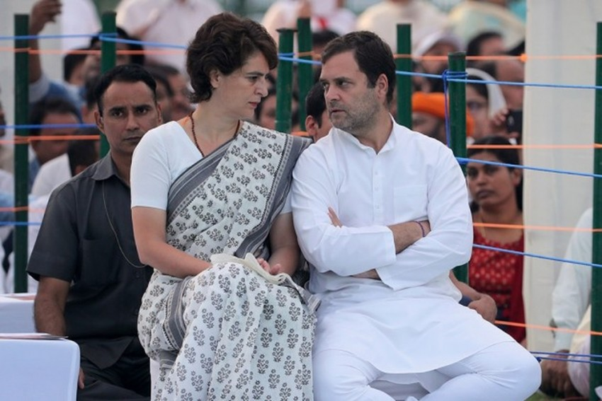 'The Jungle Raj Of UP Has No Limits': Congress On Balrampur Rape Case
