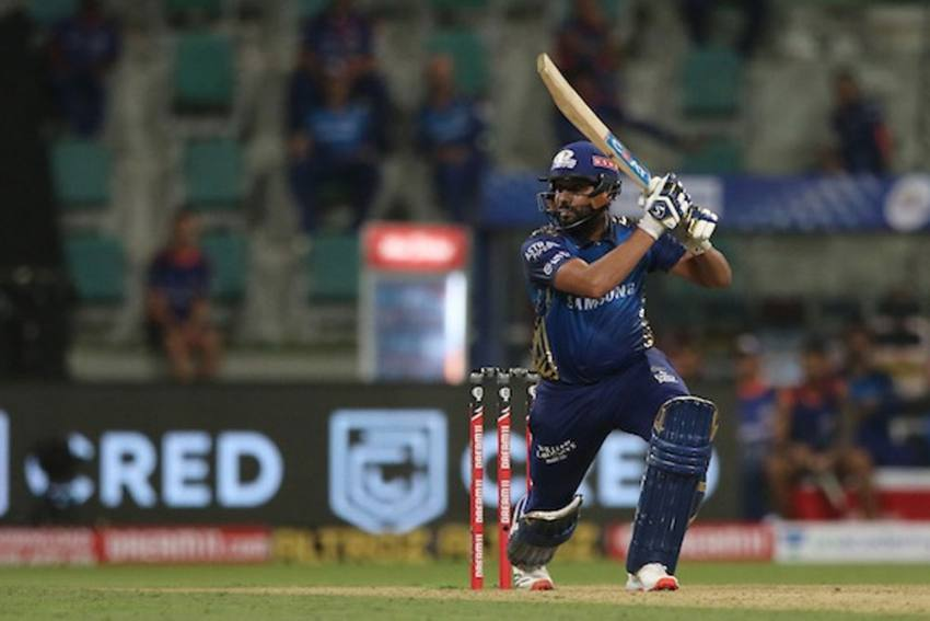 IPL 2020, KXIP Vs MI: Mumbai Indians Skipper Rohit Sharma Becomes Third Batsman To Score 5000 Runs