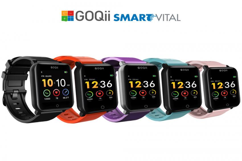 GOQii Is A Make In India Smartwatch
