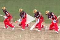 IPL 2020, CSK Vs RCB: Prowling Virat Kohli Manufactures AB De Villiers Shot With Utmost Ease - WATCH