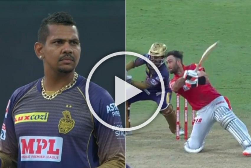 IPL 2020, KXIP Vs KKR: Relive Sunil Narine's Sensational Final Over Against Kings XI Punjab - VIDEO