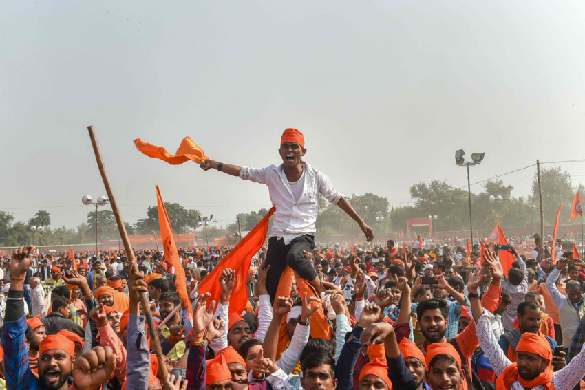 Will Religious Nationalism Challenge India's Leadership Potential?