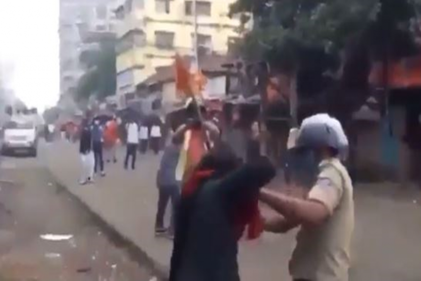 BJP Bengal Rally: Uproar After Sikh Man Allegedly Pushed, Turban Pulled