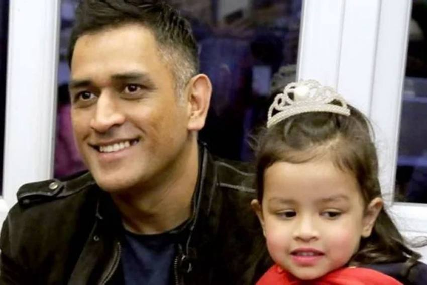 IPL 2020: Teen Held For Issuing Rape Threats Against MS Dhoni's Five-year-old Daughter Ziva