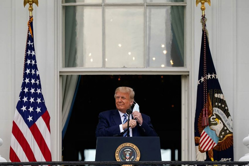 'I am Immune' From Coronavirus, Ready For Campaign Trail: Donald trump