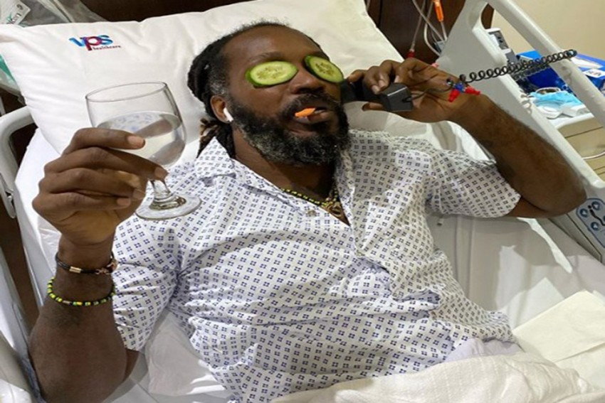 Chris Gayle In Hospital As Kings XI Punjab Continue To Embrace Defeats In IPL 2020