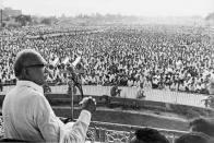 PM Modi, Vice-President Naidu Pay Tributes To Jayaprakash Narayan, Nanaji Deshmukh