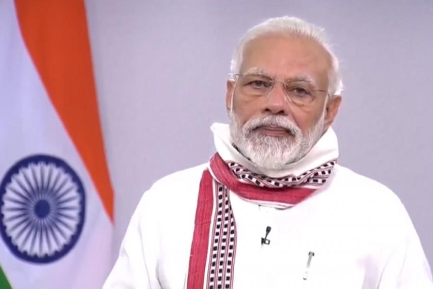 PM Modi Launches Swamitva Scheme, Will Distribute Property Cards