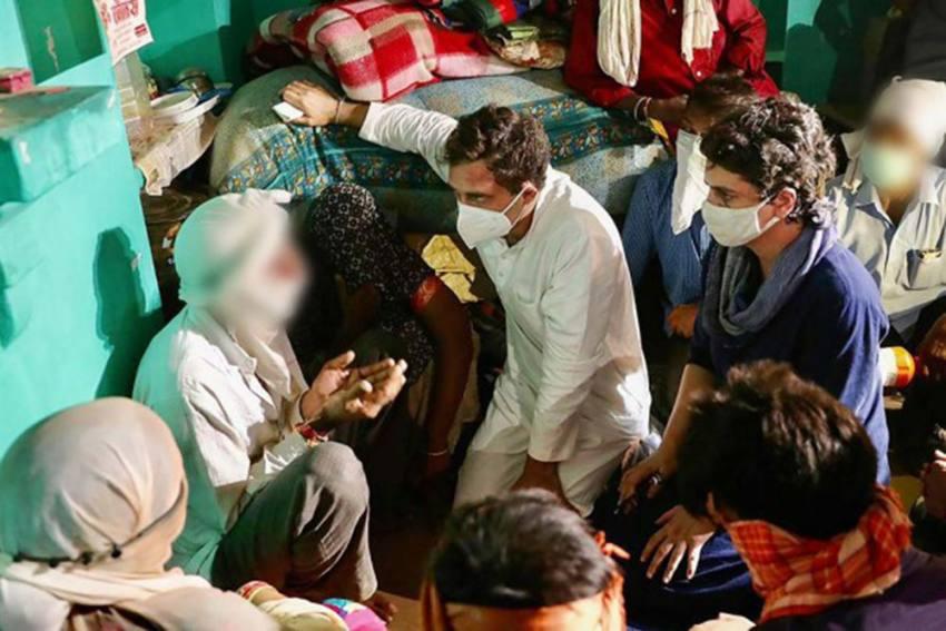 Rahul Gandhi Lashes Out At UP CM, Calls Hathras Case A 'Shameful Truth'