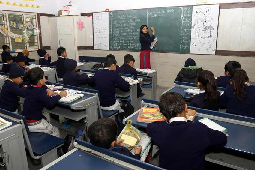 Parents Not Willing To Send Children Back To School Post-COVID-19 In Assam