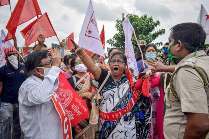 CPI Moves Supreme Court Against Farm Laws