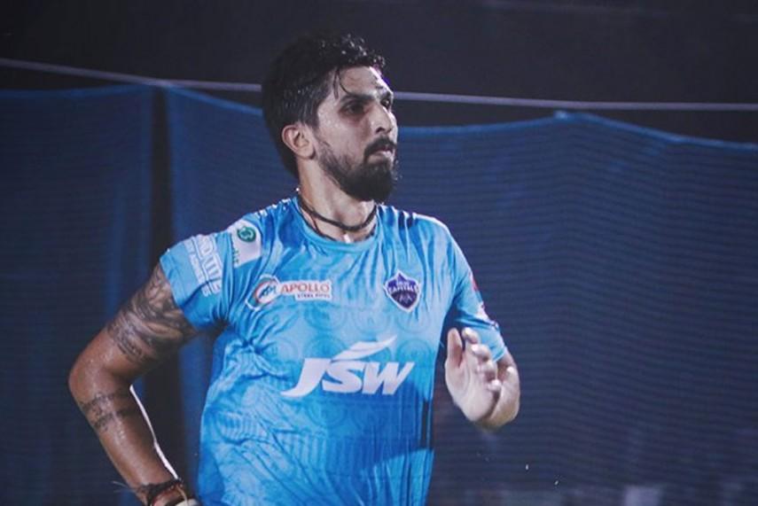 IPL 2020: Injured Delhi Capitals Pacer Ishant Sharma Out Of Season