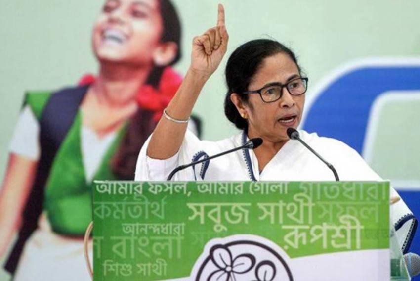 TMC-Congress Bonhomie Ahead Of Mamata Banerjee's Delhi Visit Fuels Alliance Speculation
