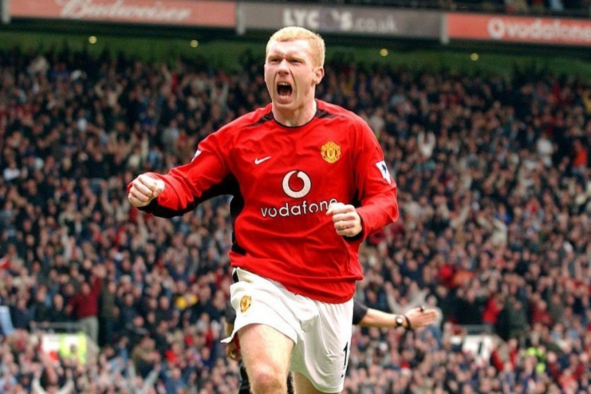 Manchester United Legend Paul Scholes Handed Salford City Reins