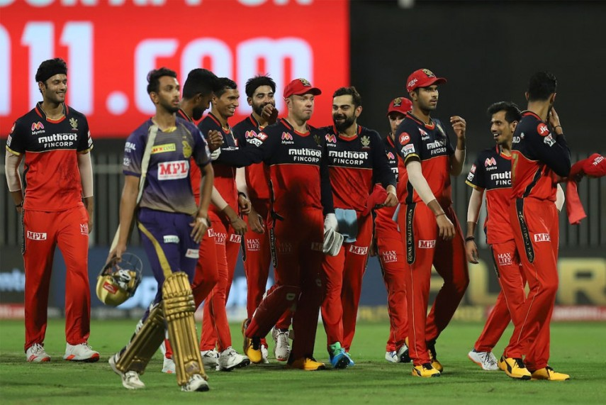 IPL: After AB De Villiers Special, Royal Challengers Bangalore Blow Away Kolkata  Knight Riders In Sharjah - Highlights