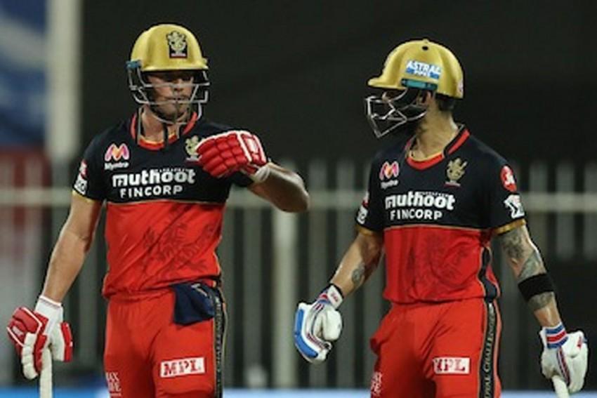 IPL 2020, RCB Vs KKR: Virat Kohli Hails AB De Villiers' 'Superhuman' Knock In Sharjah