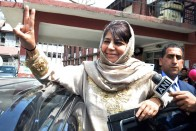 The Episode Of Tyranny Is Over: Jammu And Kashmir Political Leaders React To Mehbooba's Release