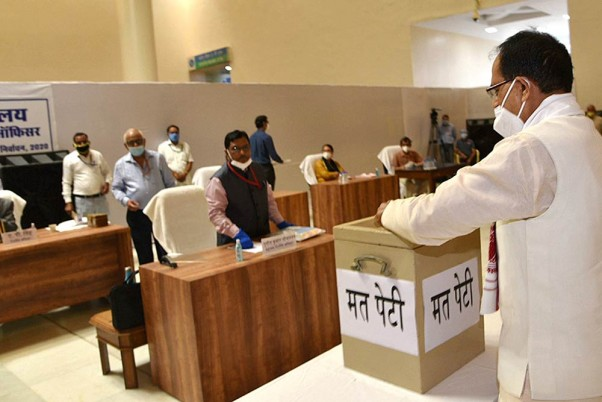Polls To 11 Rajya Sabha Seats In UP, Uttarakhand On November 9